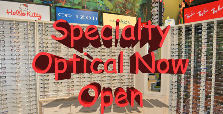 Specialty Optical
